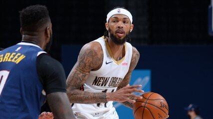 Melhores momentos: Denver Nuggets 108 x 113 New Orleans Pelicans pela NBA