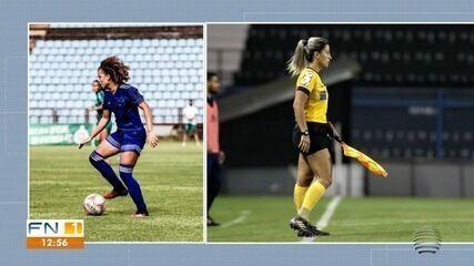 Mulheres representam região de Prudente no futebol