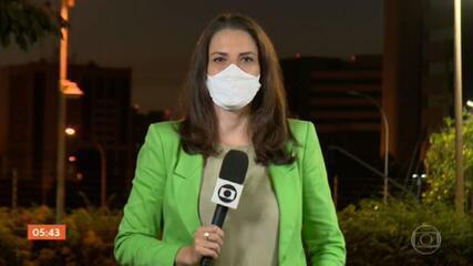 Brasil pede ajuda dos EUA para conseguir mais vacinas contra a Covid