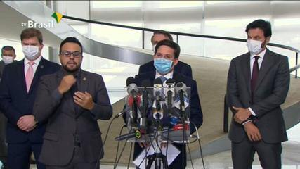 Auxílio emergencial começa a ser pago dia 6 de abril, diz ministro da Cidadania