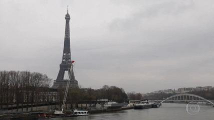 Presidente da França anuncia terceiro lockdown nacional