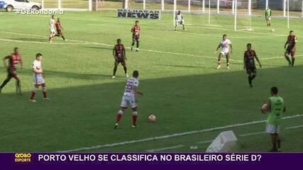 Cronistas opinam sobre a primeira participação do Porto Velho EC no Brasileiro da Série D
