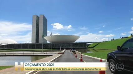 Brasilia is at a standstill for the 2021 budget approved by the National Congress