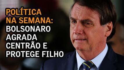 Bolsonaro troca ministros para agradar Centrão e proteger filho