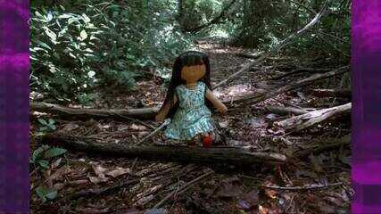 Bonecas inspiradas na crultura indigena são produzidas por descendente de comunidade