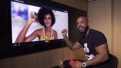 Websérie 'Punho Negro' traz super-heroína negra como protagonista e se passa em Salvador