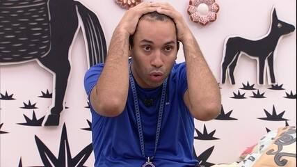 Gilberto desabafa: 'Como poderia imaginar que eu iria me ver desejando imunizar o Arthur'