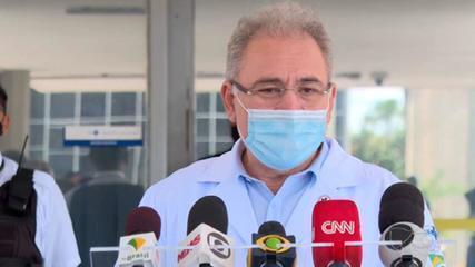 Queiroga diz que fábricas de vacinas para animais podem ser adaptadas para produzir vacinas contra Covid