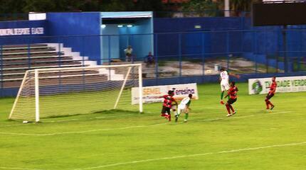 Os gols de Fluminense-PI 1 x 1 Flamengo-PI pela sexta rodada do Campeonato Piauiense
