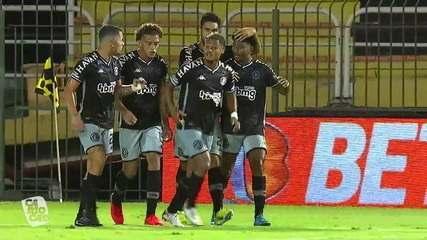 Melhores momentos: Vasco 4 x 2 Bangu pela 8ª do Campeonato Carioca