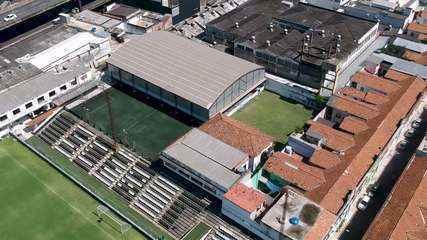 São Cristóvão lança campanha de arrecadação de fundos para fazer obras no estádio