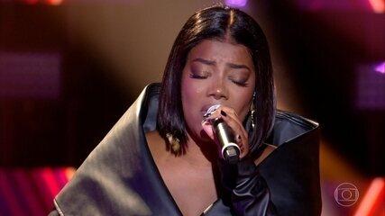 Ludmilla canta 'Um Amor Puro'
