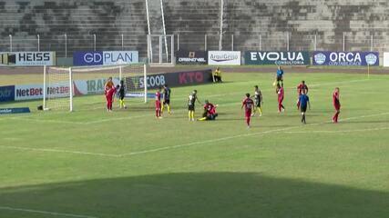 Veja os gols e os melhores momentos de FC Cascavel 2x1 Athletico, pelo Campeonato Paranaense