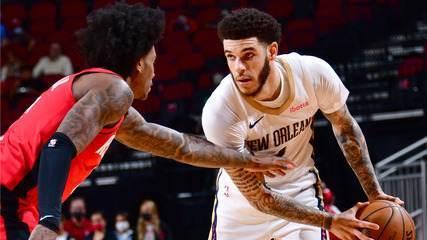 Melhores momentos: Houston Rockets 115 x 122 New Orleans Pelicans pela NBA