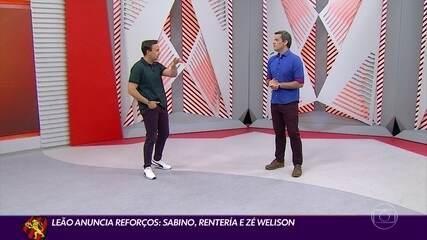 Cabral Neto comenta demissão de Jair Ventura e novos reforços no Sport