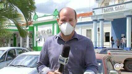 Santa Casa de Penápolis tem falta de anestésico para intubar pacientes com Covid-19
