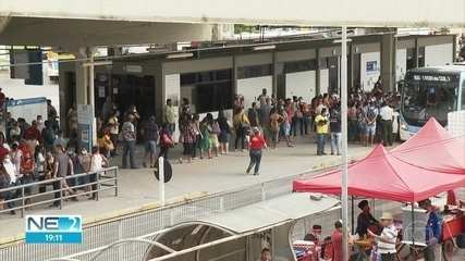 Linha Sul do metrô quebra e transporte público fica ainda pior no Recife