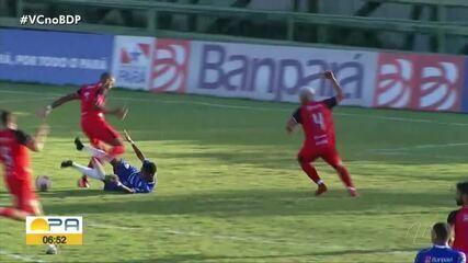 Águia de Marabá e Gavião Kyikatejê ficam no empate. Confira os melhores momentos