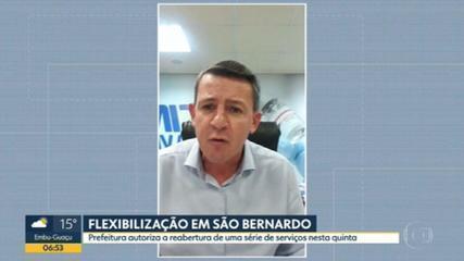 Prefeitura de São Bernardo do Campo contraria gestão estadual e flexibiliza regras da fase emergencial