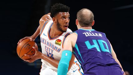 Melhores momentos: Oklahoma City Thunder 102 x 113 Charlotte Hornets pela NBA