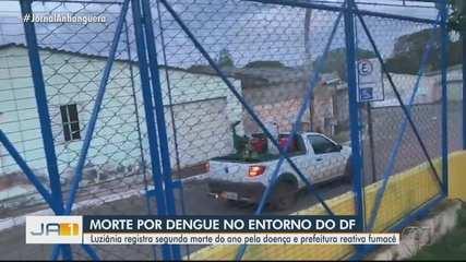 Luziânia registra segunda morte por dengue em Goiás e prefeitura reativa fumacê