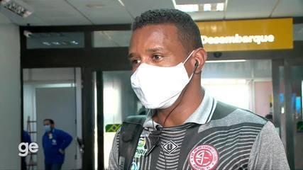 Gilmar Bahia lamenta erros individuais e celebra recuperação do 4 de Julho contra o ABC
