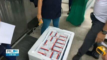 Sesau anuncia chegada de mais um lote de vacinas contra Covid-19