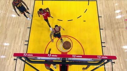 Melhores momentos: Golden State Warriors 125 x 109 Houston Rockets pela NBA