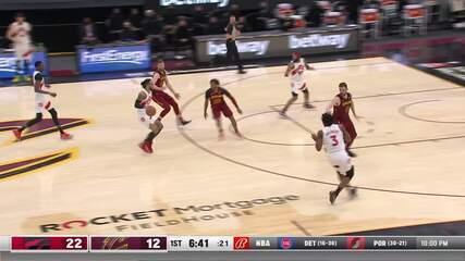 Melhores Momentos: Toronto Raptors 135 x 115 Cleveland Cavaliers pela NBA