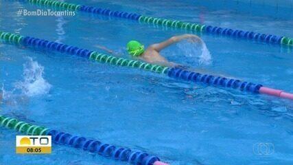 Escolinhas de natação voltam a funcionar seguindo medidas de segurança