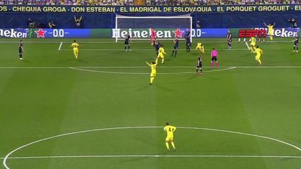Os gols de Villarreal 2 x 1 Dinamo Zagreb, pela Liga Europa