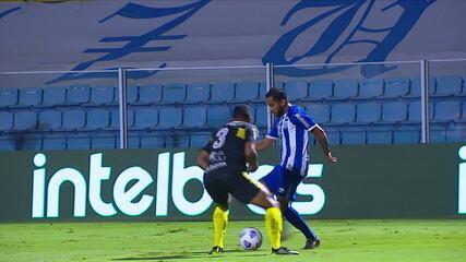 Melhores momentos: Avaí 2 x 0 FC Cascavel pela segunda fase da Copa do Brasil