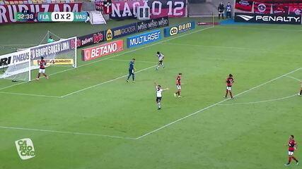 Melhores momentos: Flamengo 1 x 3 Vasco, pela 9ª rodada do Campeonato Carioca