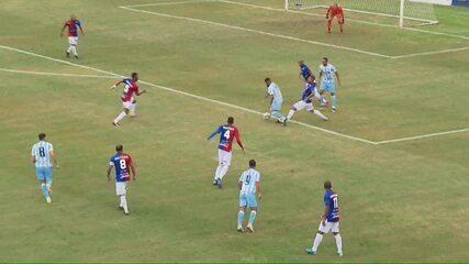 Paraná 1x1 Londrina: veja os gols e os melhores momentos do jogo do Paranaense