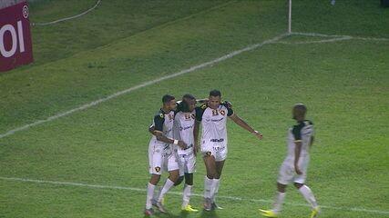 Os gols de Sete de Setembro 0 x 2 Sport pela 6ª rodada do Campeonato Pernambucano 2021