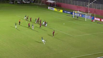 Os melhores momentos de Vitória 2 x 1 Altos pelas quartas de final da Copa do Nordeste