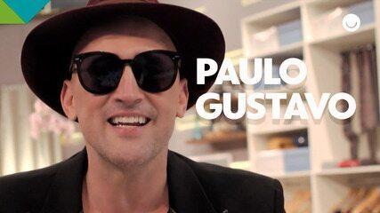 Reveja participações de Paulo Gustavo em programas da Globo