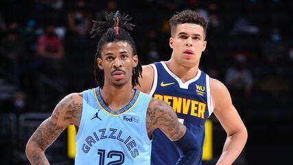 Melhores momentos: Denver Nuggets 139 x 137 Memphis Grizzlies pela NBA