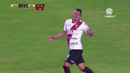 Melhores momentos: Always Ready 2 x 0 Internacional, pela 1ª rodada da Libertadores