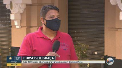 Casa da Cidadania tem 450 vagas para cursos gratuitos em Ribeirão Preto