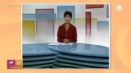 'Jornal Hoje' comemora 50 anos no ar