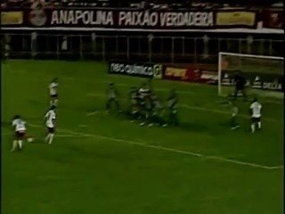 Anapolina goleia o Tocantinópolis em jogo remarcado da Série D