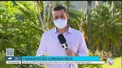 Covid-19: diretor geral da UFV Rio Paranaíba diz que cepas foram detectadas na região