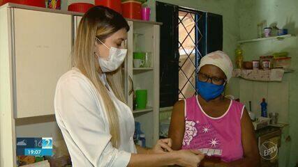 Campinas faz busca ativa de idosos que não foram vacinados contra Covid-19