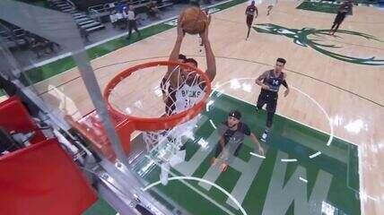 Melhores momentos: Philadelphia 76ers 117 x 124 Milwaukee Bucks pela NBA