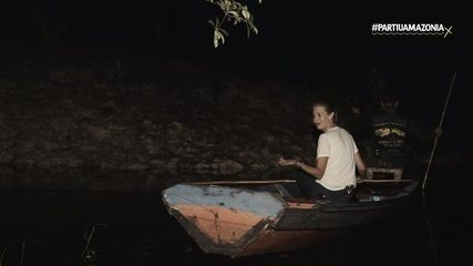 Bloco 02: Júlia Magalhães viveu dias de aventura