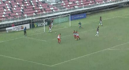 Veja gol de Thiago Alagoano no Campeonato Catarinense