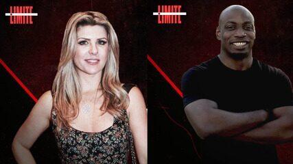Iris Stefanelli e Marcelo Zulu são participantes do 'No Limite'