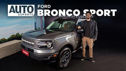 Novo Ford Bronco Sport 2022: vídeo revela dimensões, faixa de preço e interior do SUV