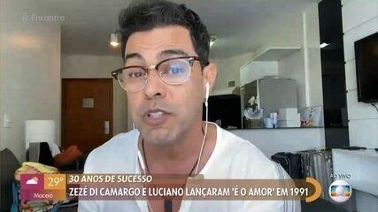 'É o Amor' faz 30 anos e embala histórias de vida dos brasileiros